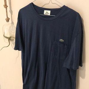Lacoste pocket T-shirt